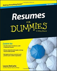 resume_for_dummies